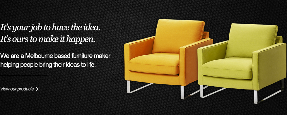 Custom Made Furniture   Design Your Own Sofa And Lounges   Made In Melbourne